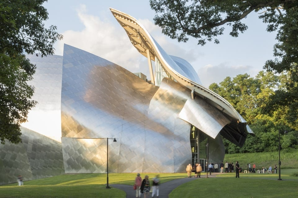 Fisher Center at Bard College.