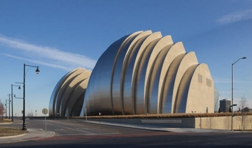 Photo of the Kauffman Center for Performing Arts