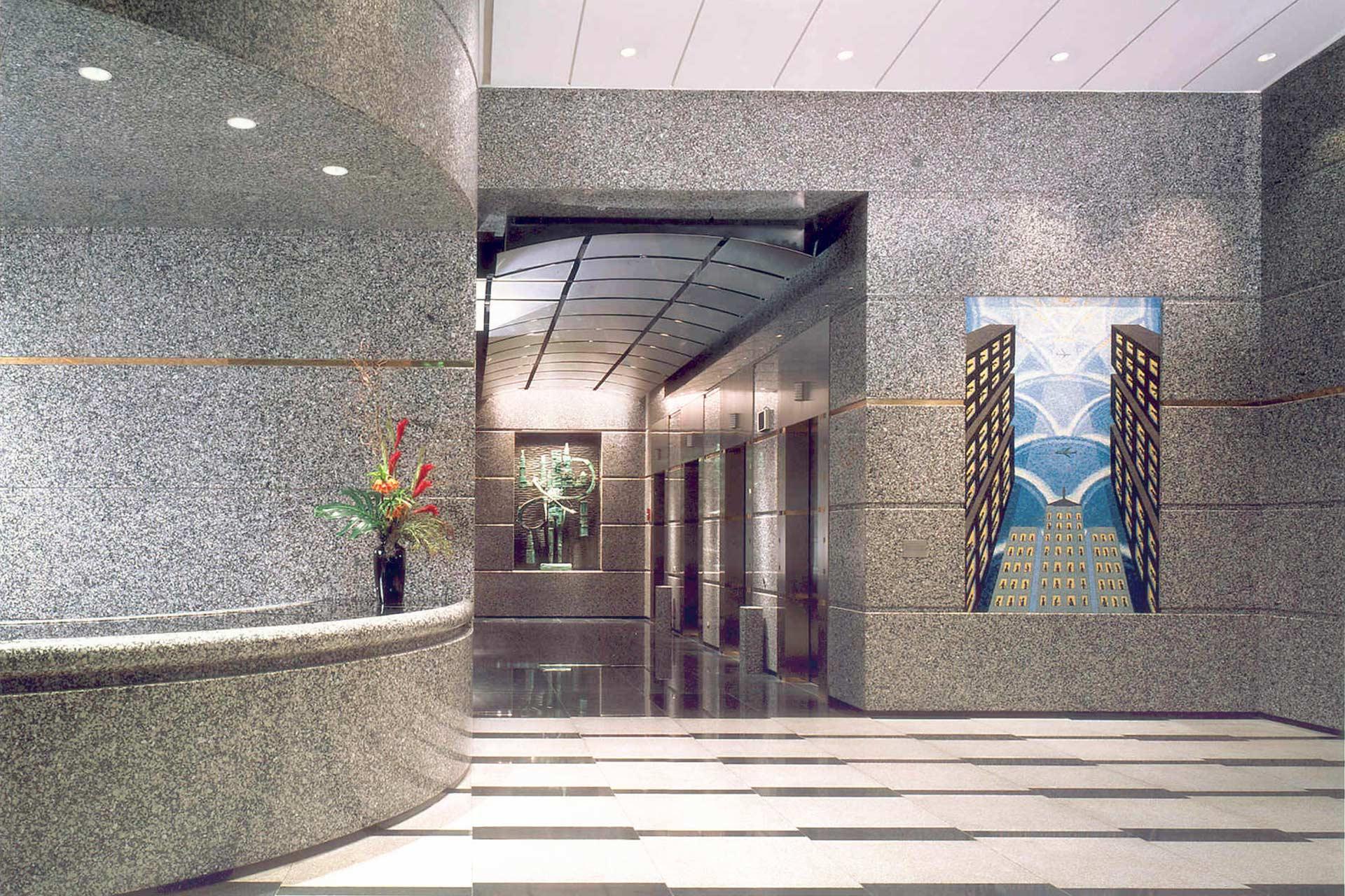 Interior Lobby of 120 N. LaSalle