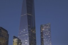 One World Trade Center with 911 Museum.