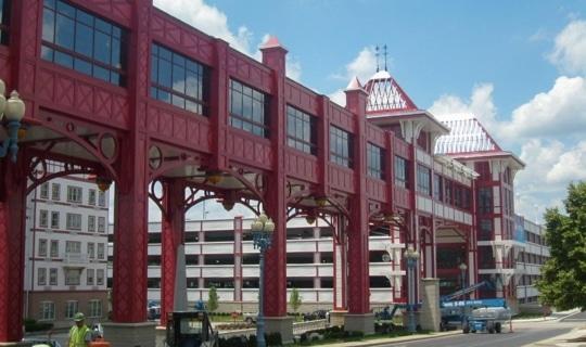 Custom column and facade elements