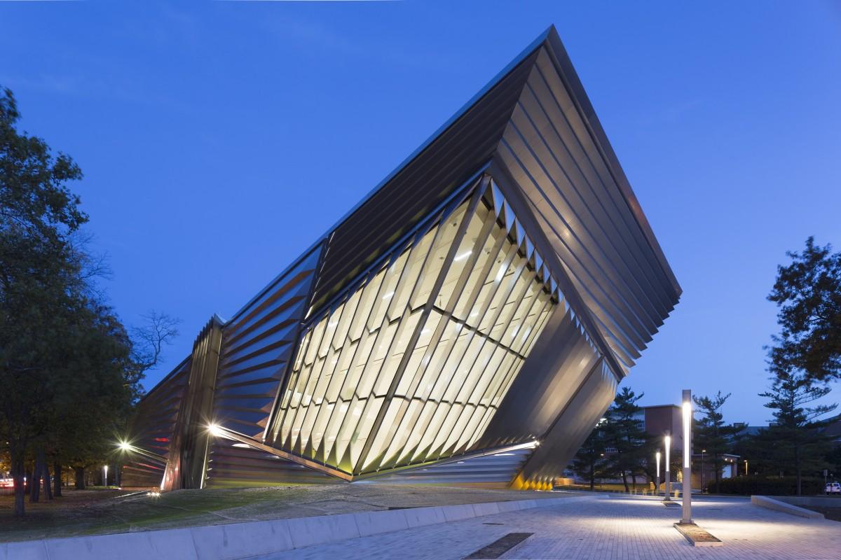 Broad Museum in East Lansing, Michigan