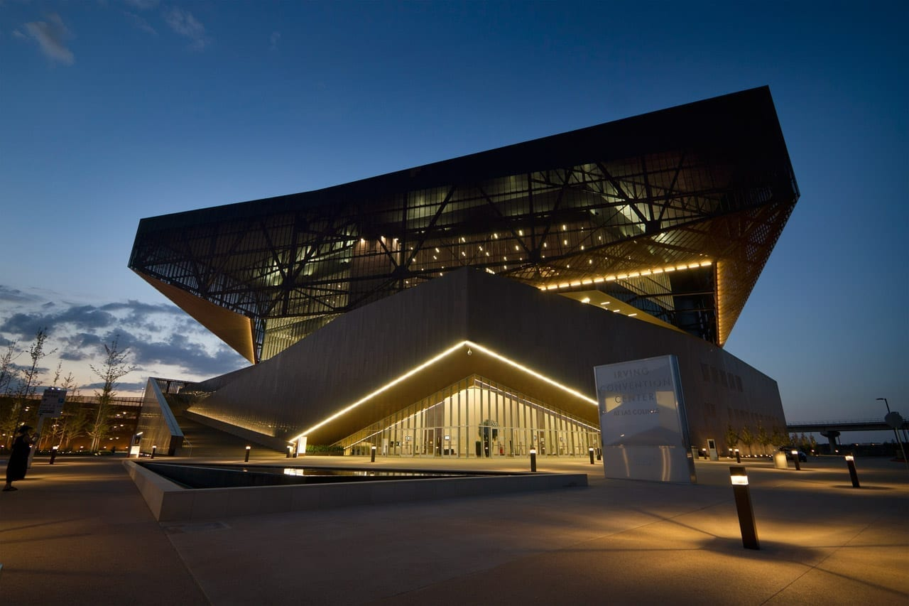 Irving Convention Center (ICC).