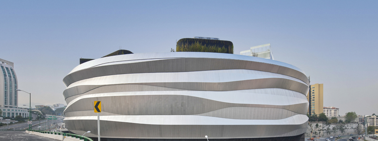 Liverpool Interlomas in Mexico City, designed by Rojkind Arquitectos.