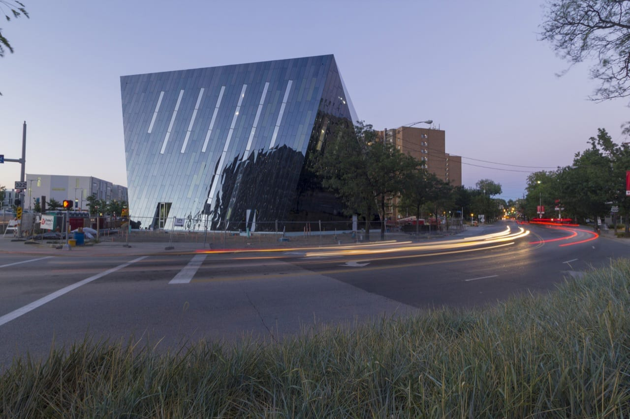 Museum of Contemporary Art in Cleveland.