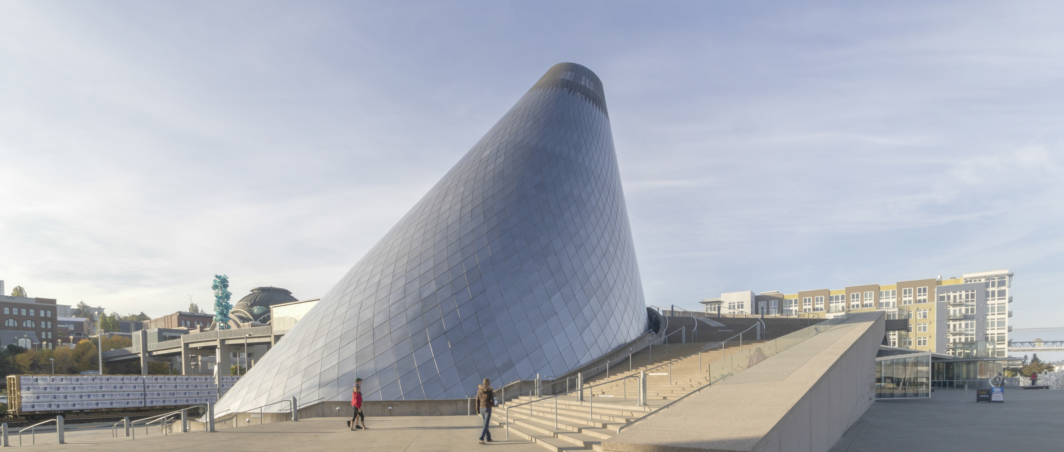Tacoma Museum of Glass Cone