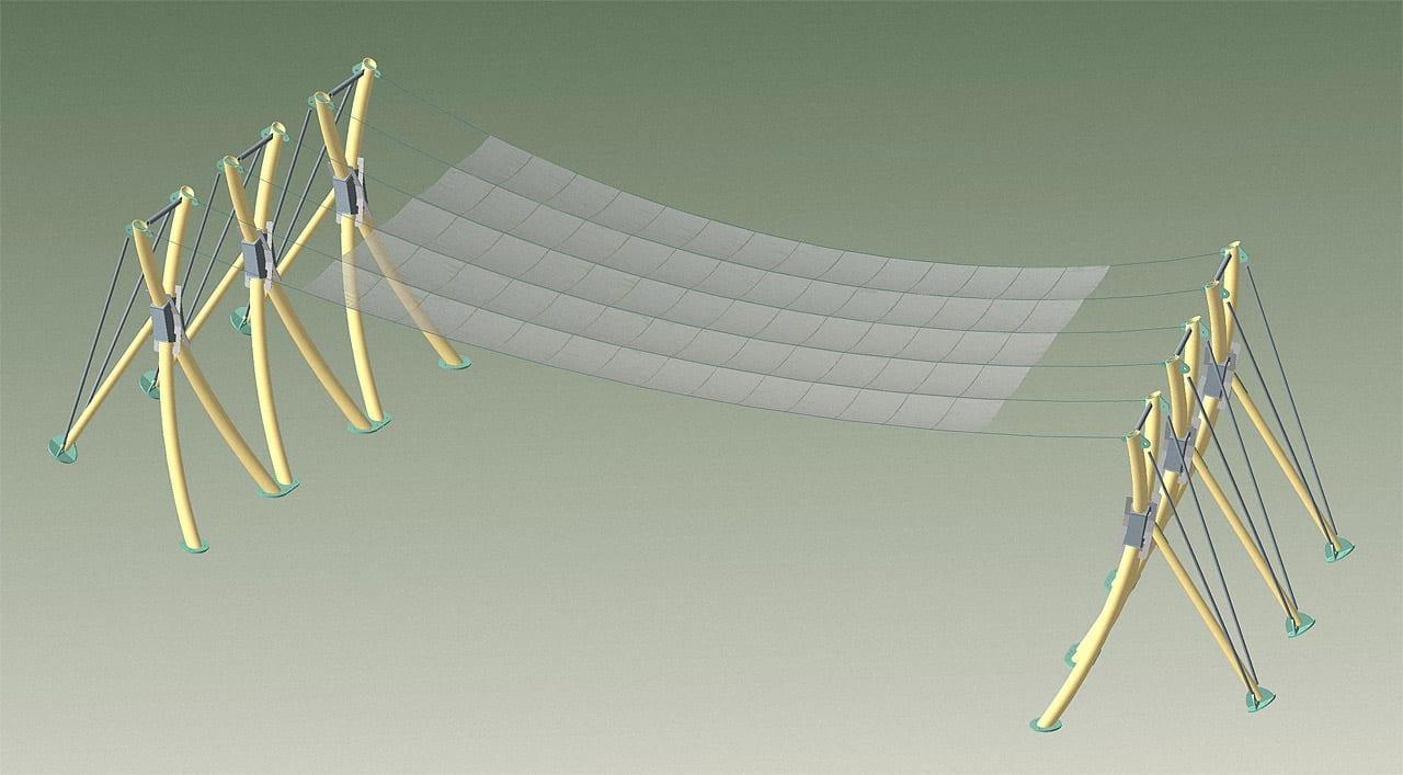 Noisette CAD rendering.