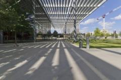 Winspear Opera House canopy system